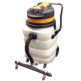Wet & Dry Commercial Vacuum, Johnny Vac JV420HD2, Heavy Duty, Capacity Of 22,5 Gallons, Two Motors