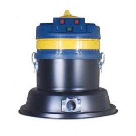 Tête complète avec adaptateur pour aspirateur commercial sec et humide JV45G-3