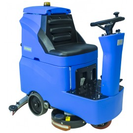 """Autoscrubber, Johnny Vac # JVC70RIDER, 28"""" With Traction, Rider"""