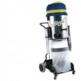 JVMAXIBAG - INDUSTRIAL VACUUM WITH CONTINUOUS BAG