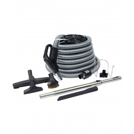 Kit Central Silver Hose 35 W Button Deluxe Tools