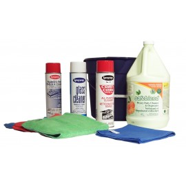 KIT FOR PROFESSIONAL HOUSE CLEANING