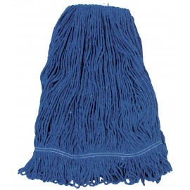 BLENDED MOP LOOPED-END - XLARGE - BLUE