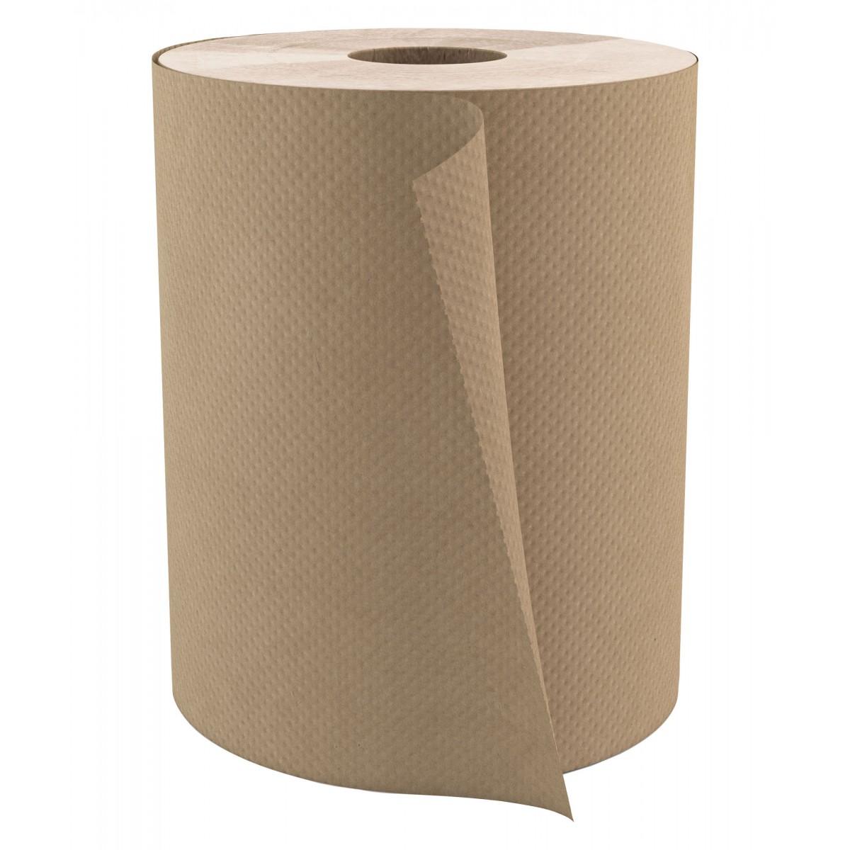 600 39 X 12 Paper Towels Rolls Brown Cascades Pro Select Box Of 12 Rolls
