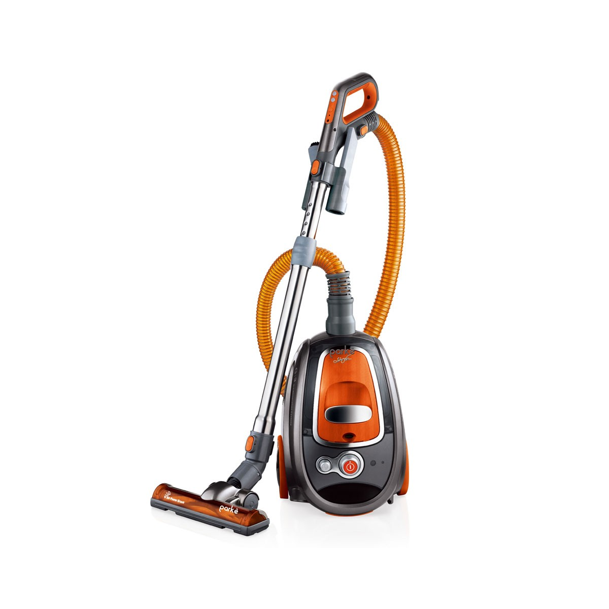 Canister Vacuum Cleaner Parke With Cyclonic Technology