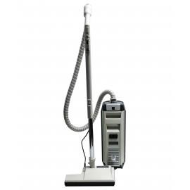 Canister Vacuum, Power Nozzle, Cordwinder, Reinforced Wand And Hose Perfect # C103