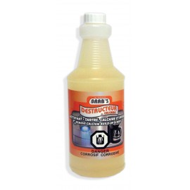 Calcium, Tartar and Rust Cleaner - 160 oz (1 L) - Brab's 193401