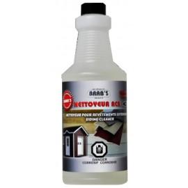 Nettoyant pour vinyle et revêtement extérieur - 160 oz (1 L) - Brab's 136901