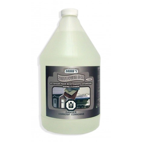 Siding And Vinyl Cleaner 4 L