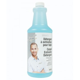 Carpet Extractor Detergent - 33.3 oz (950 ml) - Johnny Vac