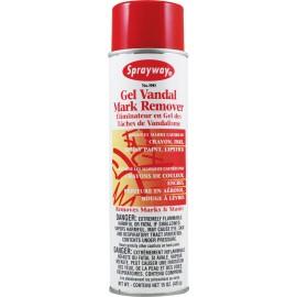 Éliminateur en gel des tâches de vandalisme - 15 oz (425 g) - Sprayway 880W