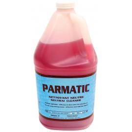 Nettoyant neutre - pour les planchers - 1,06 gal (4 L) - Parmatic