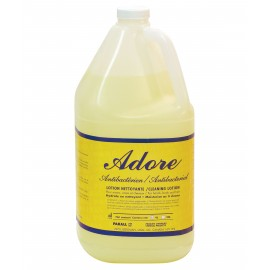 Antibacterial Cleaning Lotion - for Hands, Body and Hair - 1.06 gal (4 L) - Adore