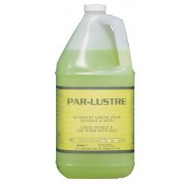 Détergent / Savon liquide avec cire pour véhicule et auto - 1,06 gal (4 L) - Par-Lustre