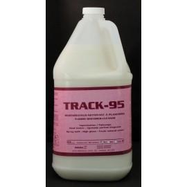 """TRACK 95"""" - REGÉNÉRATEUR-NETTOYANT DE PLANCHER - 4 L"""
