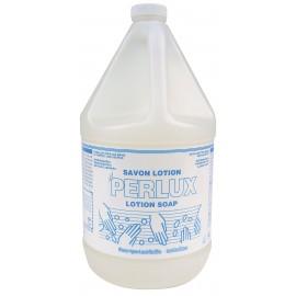Savon lotion à main - senteur d'amande - 1,06 gal (946 ml) - Perlux