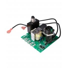 Circuit imprimé 18 A compatible avec les aspirateurs centraux 2 moteurs