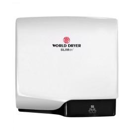 HAND DRYER SLIMdri WHITE 120-240V AUTOMATIC