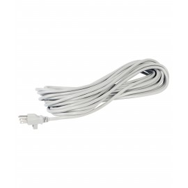 50' ELECTRIC CORD - 3 WIRES - GREY