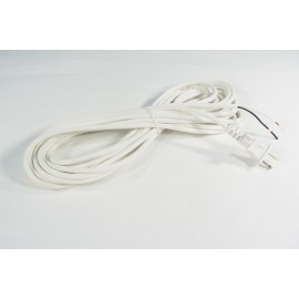 30' ELECTRIC CORD - 2 WIRES - BEIGE