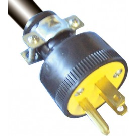 3 WIRES REPLACEMENT PLUG (M)