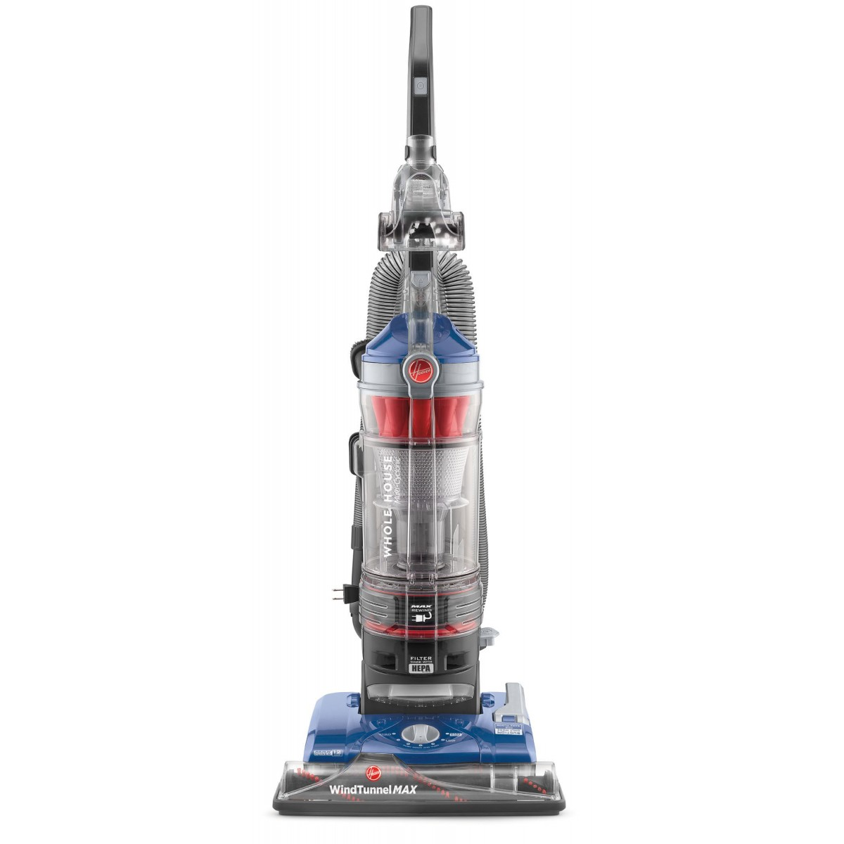 Amazon.com: Customer reviews: Hoover Whole House Bagless ...