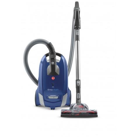 Hoover Envy Hush Bagged Canister Vacuum SH40100