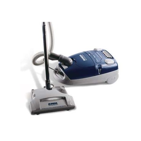 Eureka Twister Bagless Canister Vacuum