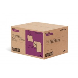 PAP205B: ROLL PAPER TOWELS ROLL - BROWN - 205' (# H025/CASH025)