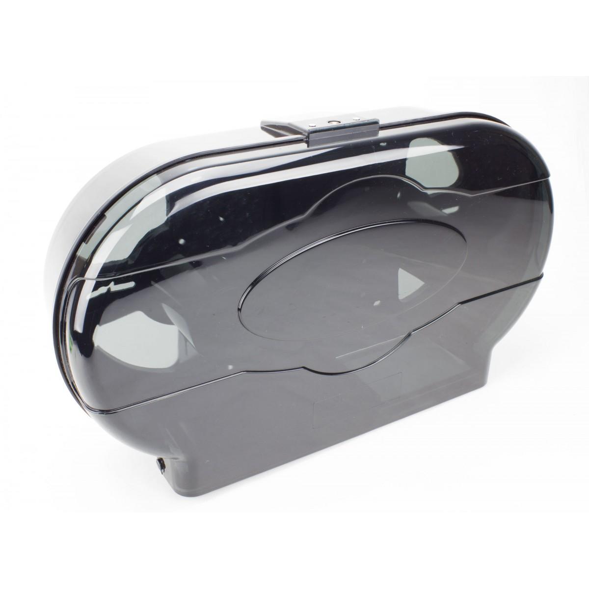Distributeur double pour papier hygi nique rouleau jumbo - Distributeur de rouleaux de papier cuisine ...
