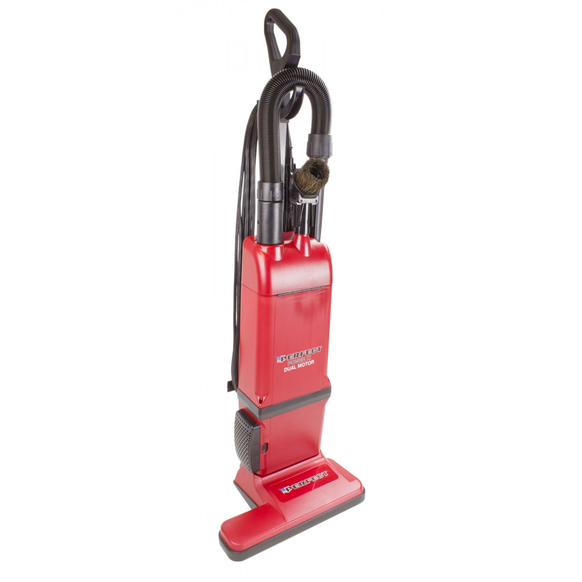 """Upright Vacuum, Perfect DM101, Two Motor, Silent, Width Of The Brush 15 """"  Perfect # DM101"""