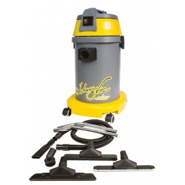 JV27 - WET & DRY COMMERCIAL VACUUM - 7.1 GAL. 1000 W - JOHNNY VAC
