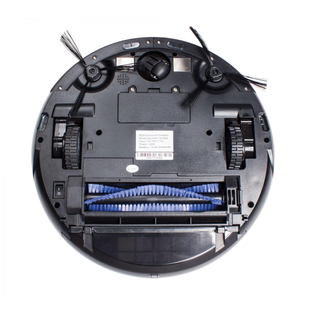 aspirateur robot donkey dl880. Black Bedroom Furniture Sets. Home Design Ideas