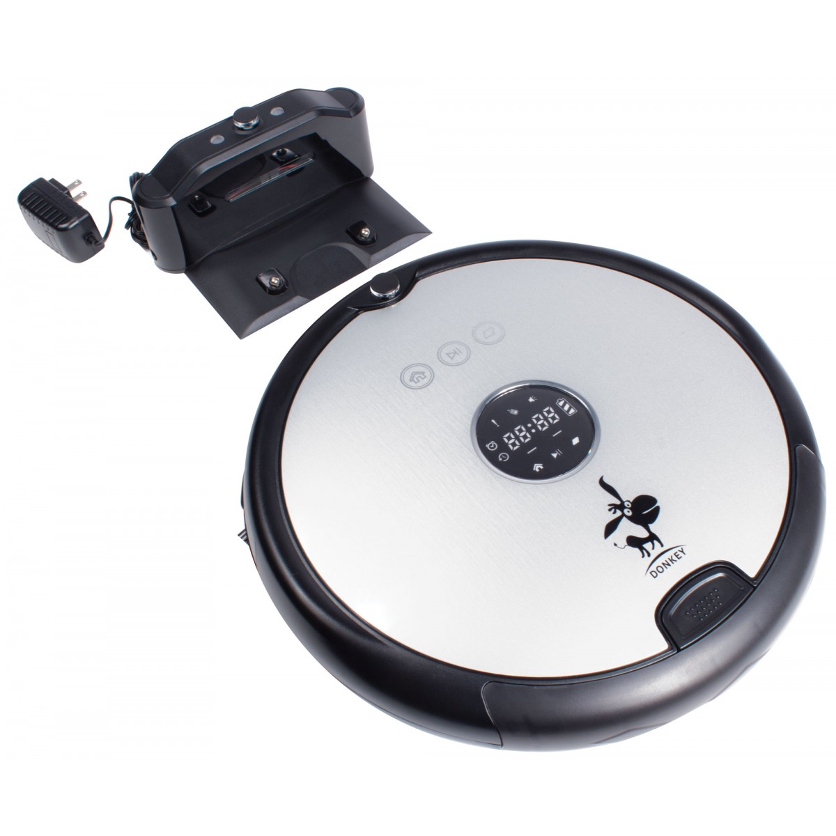 Donkey dl880 robot vacuum cleaner for Robot sweepy