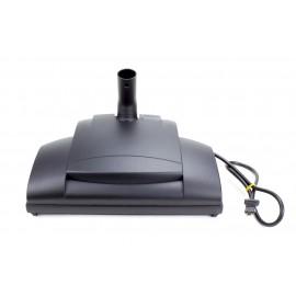 """Balai électrique - largeur de 30,5 cm (12"""") - noir - courroie dentelée - rouleau-brosse en métal - Wessel-Werk 10.9 007-378"""