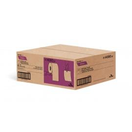 """Papier essuie-mains - largeur de 7,9"""" (20 cm) - Rouleau de 800' (243,4 m) - boîte de 6 rouleaux - blanc - Cascades Pro H080"""