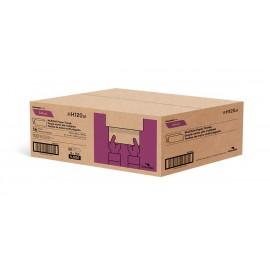 Papier essuie-mains blanc - plis multiples - 16 paquets de 250 feuilles - Cascades H120