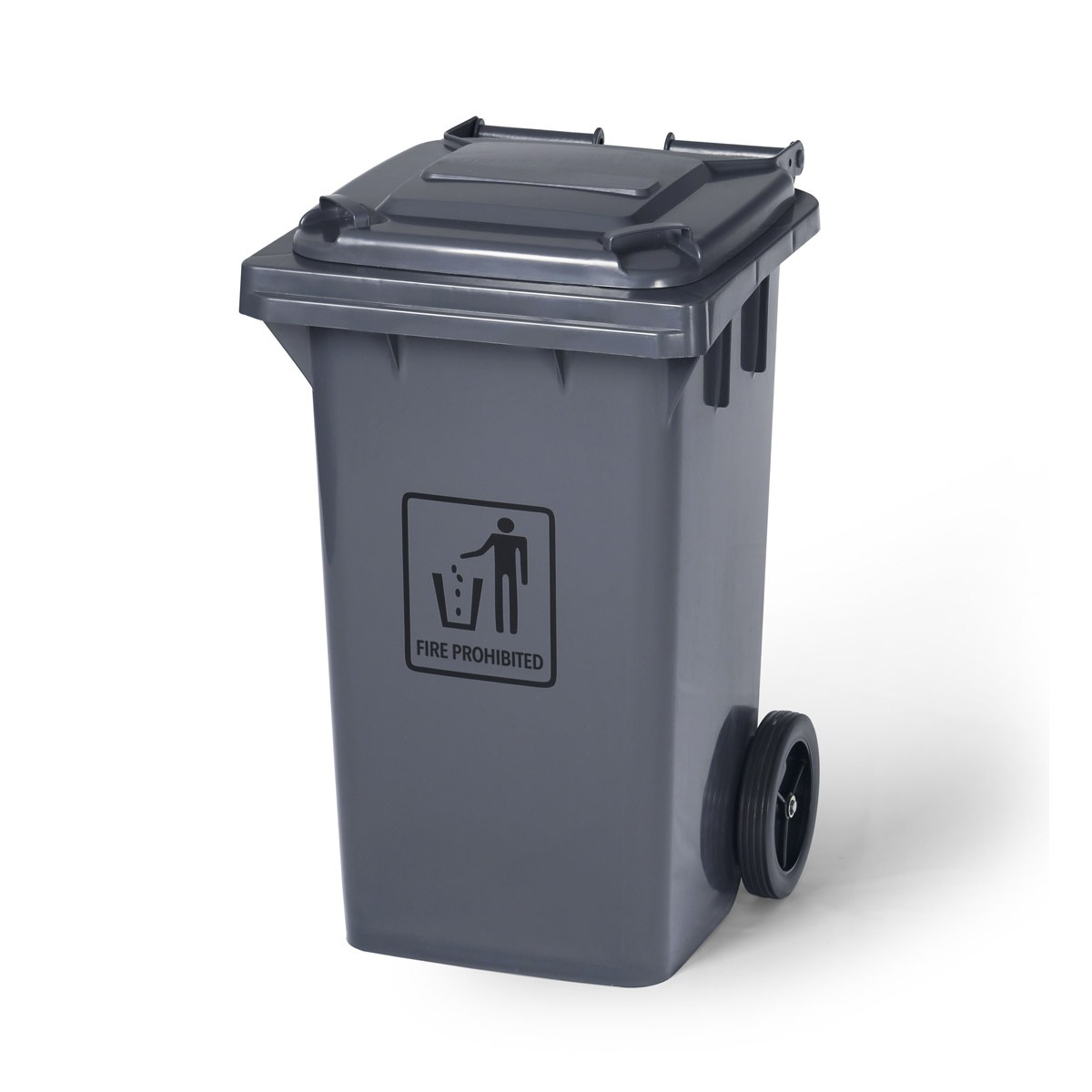 how to clean a garbage bin from the kitchen