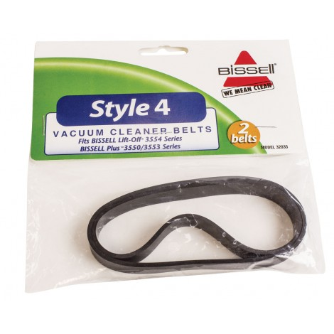 STRAP FOR BISSELL LIFT-OFF STYLE4 PK2 VACUUM
