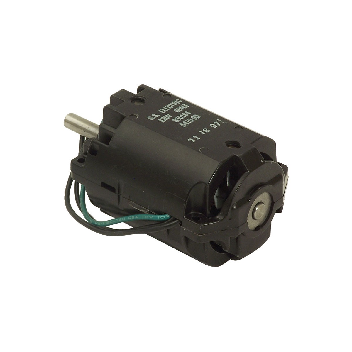 Central Vacuum Replacement Motors
