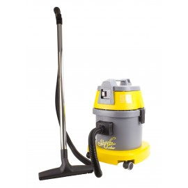 Wet and Dry Commercial Vacuum, Johnny Vac JV10W, 4 gal. Capacity, with Accessories