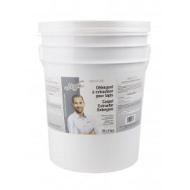 Détergent pour extracteur à tapis et pour le capitonnage 20 L