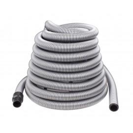 Boyau pour aspirateur central - 18 m (60') - argent - Rapid Flex - Hide-A-Hose VF906138060RET4