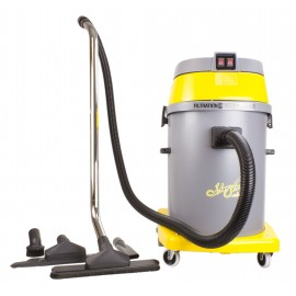Dry Commercial Vacuum JV58H from Johnny Vac, 15 gal Tank, Accessories, HEPA Certified