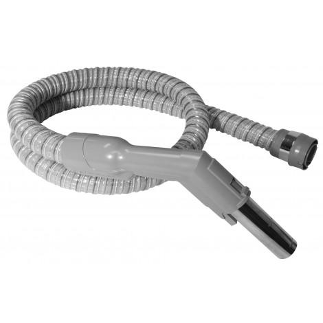 """Boyau électrique pour aspirateur Electrolux série AP - 1,82 m (6') - 32 mm (1 1/4"""") dia - gris - poignée courbée - renforcé - Electrolux EH8102SG"""