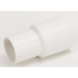"""HOSE END CUFF THINNER 1 1/4"""" WITH THREAD"""