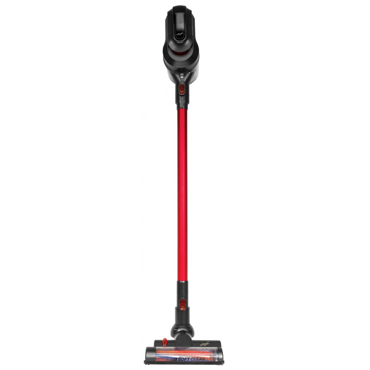 johnny vac cordless stick vacuum jv222 222v lithium battery