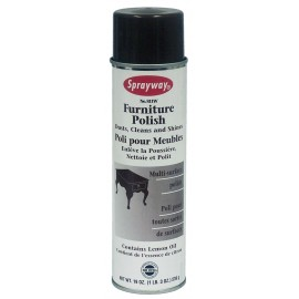 FURNITURE POLISH - SPRAYWAY - 539 G