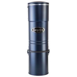 Aspirateur central Canavac - Signature LS550 - silencieux - 465 watts-air - capacité de 5 gal (19 L) - support mural - sac et filtre HEPA