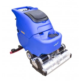 "Autoscrubber , Johnny Vac JVC65RBT, 26"" with Traction, Horizontal with Battery & Charger"